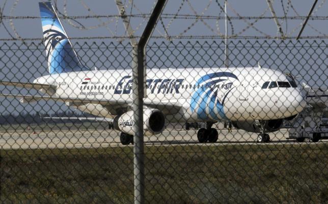 Vụ không tặc máy bay Egypt Air: Đã bắt được hung phạm ảnh 3
