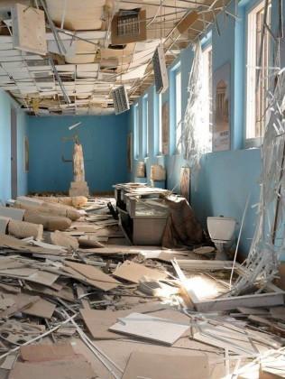 Cận cảnh thành phố Palmyra sau khi giải phóng (ảnh + video) ảnh 3