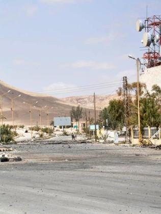 Cận cảnh thành phố Palmyra sau khi giải phóng (ảnh + video) ảnh 6