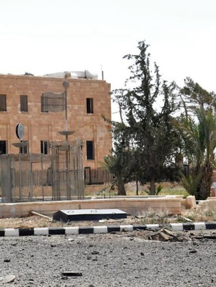 Cận cảnh thành phố Palmyra sau khi giải phóng (ảnh + video) ảnh 8