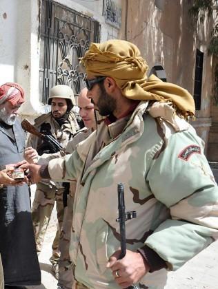 Cận cảnh thành phố Palmyra sau khi giải phóng (ảnh + video) ảnh 9