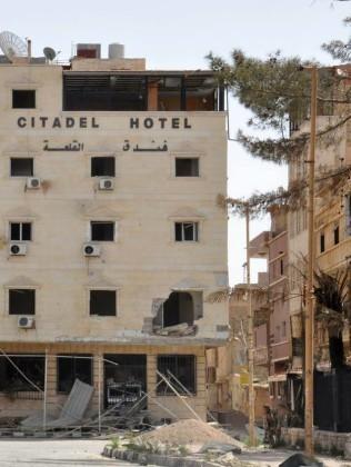 Cận cảnh thành phố Palmyra sau khi giải phóng (ảnh + video) ảnh 10