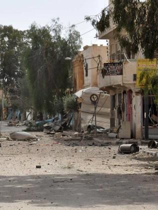 Cận cảnh thành phố Palmyra sau khi giải phóng (ảnh + video) ảnh 15