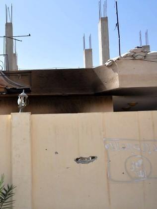 Cận cảnh thành phố Palmyra sau khi giải phóng (ảnh + video) ảnh 16