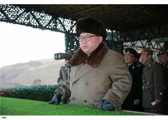 Cận cảnh uy lực pháo binh của Quân đội Nhân dân Triều Tiên trong diễn tập ảnh 10