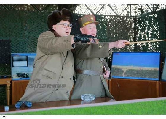 Cận cảnh uy lực pháo binh của Quân đội Nhân dân Triều Tiên trong diễn tập ảnh 15