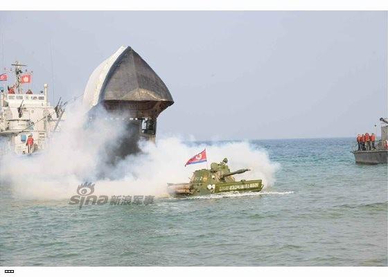 Cận cảnh uy lực pháo binh của Quân đội Nhân dân Triều Tiên trong diễn tập ảnh 19