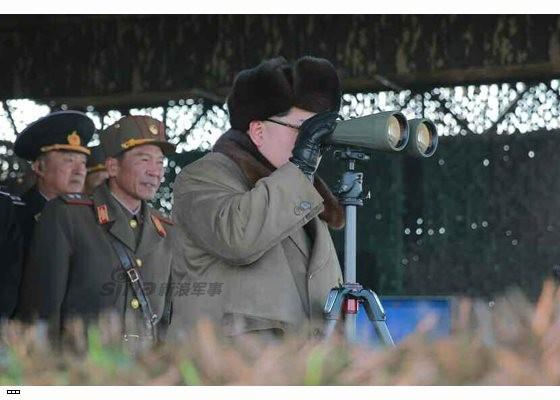 Cận cảnh uy lực pháo binh của Quân đội Nhân dân Triều Tiên trong diễn tập ảnh 21