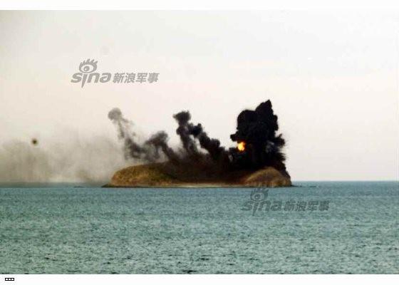 Cận cảnh uy lực pháo binh của Quân đội Nhân dân Triều Tiên trong diễn tập ảnh 28