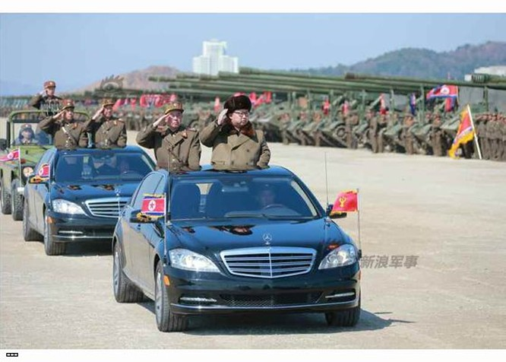 Cận cảnh uy lực pháo binh của Quân đội Nhân dân Triều Tiên trong diễn tập ảnh 3