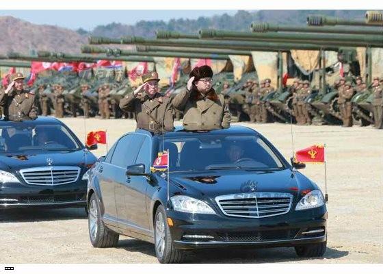 Cận cảnh uy lực pháo binh của Quân đội Nhân dân Triều Tiên trong diễn tập ảnh 4