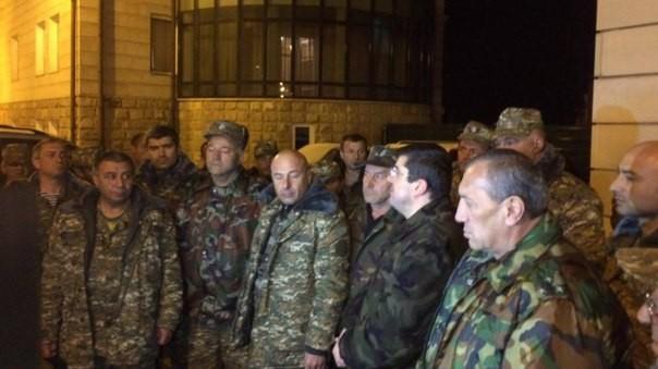 Dù Baku tuyên bố ngừng bắn, chiến sự vẫn tiếp diễn ác liệt ở Nagorno Karabakh ảnh 1