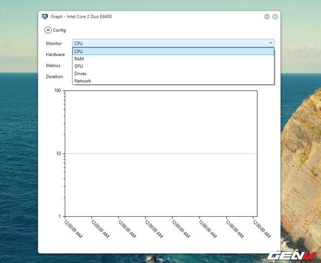 Hiển thị thông số phần cứng ở desktop Windows 10 ảnh 10