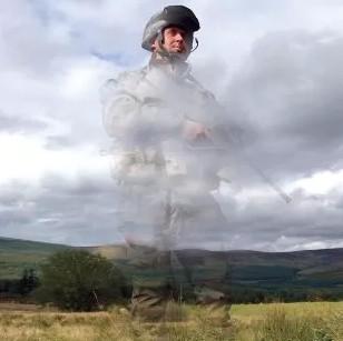 Quân đội Anh có thể tàng hình trên chiến trường nhờ công nghệ mới ảnh 1