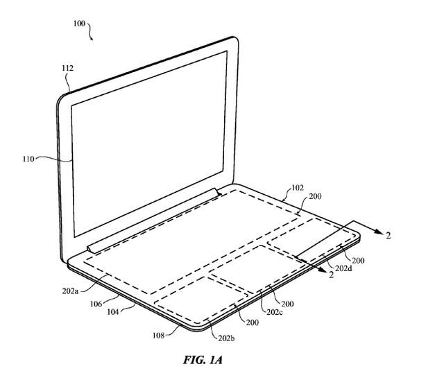 Apple có thể khai tử bàn phím trên Macbook và thay thế bằng phát minh độc đáo này ảnh 1