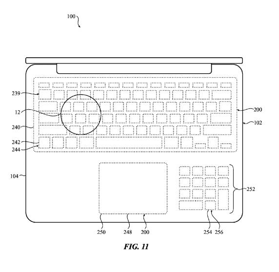 Apple có thể khai tử bàn phím trên Macbook và thay thế bằng phát minh độc đáo này ảnh 3