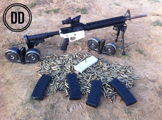 Máy in 3-D và công nghệ in súng tại nhà đơn giản đến kinh ngạc ảnh 2