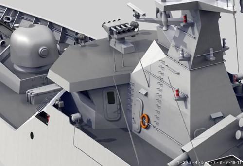 Việt Nam sẽ gây bất ngờ cho kẻ địch với chiến hạm SIGMA ảnh 11