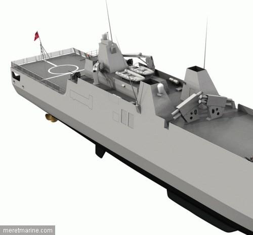Việt Nam sẽ gây bất ngờ cho kẻ địch với chiến hạm SIGMA ảnh 8