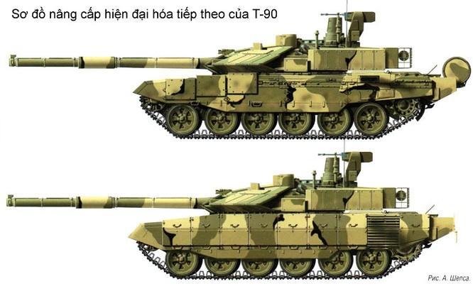 Tăng T-90 SM Việt Nam dự kiến trang bị mạnh cỡ nào (II) ảnh 11