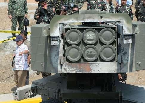Mỹ - Philiphine tập trận với pháo phản lực HIMARS răn đe Trung Quốc ảnh 1