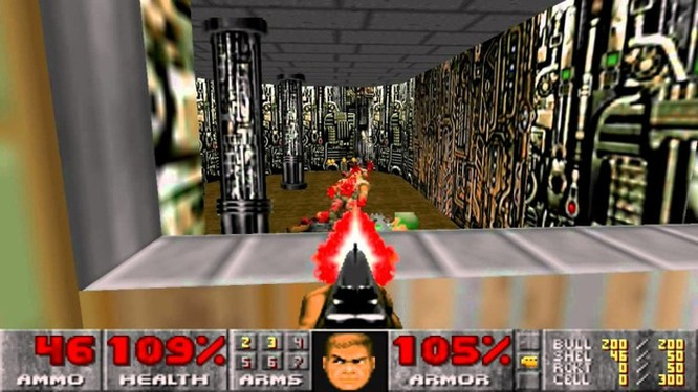 Cuộc thi chế tạo trí tuệ nhân tạo có thể chơi game Doom đã chính thức khởi tranh ảnh 1