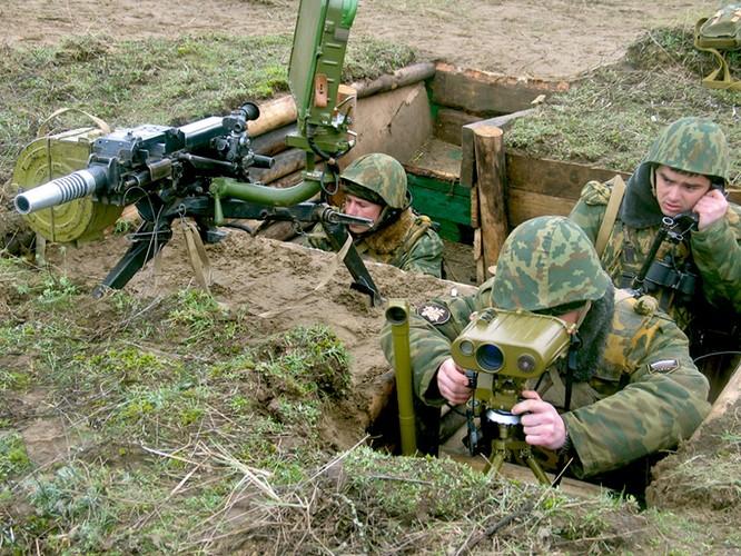 Quân đội Syria nhận radar mặt đất Fara - 1 chống lực lượng Hồi giáo cực đoan và khủng bố ảnh 1