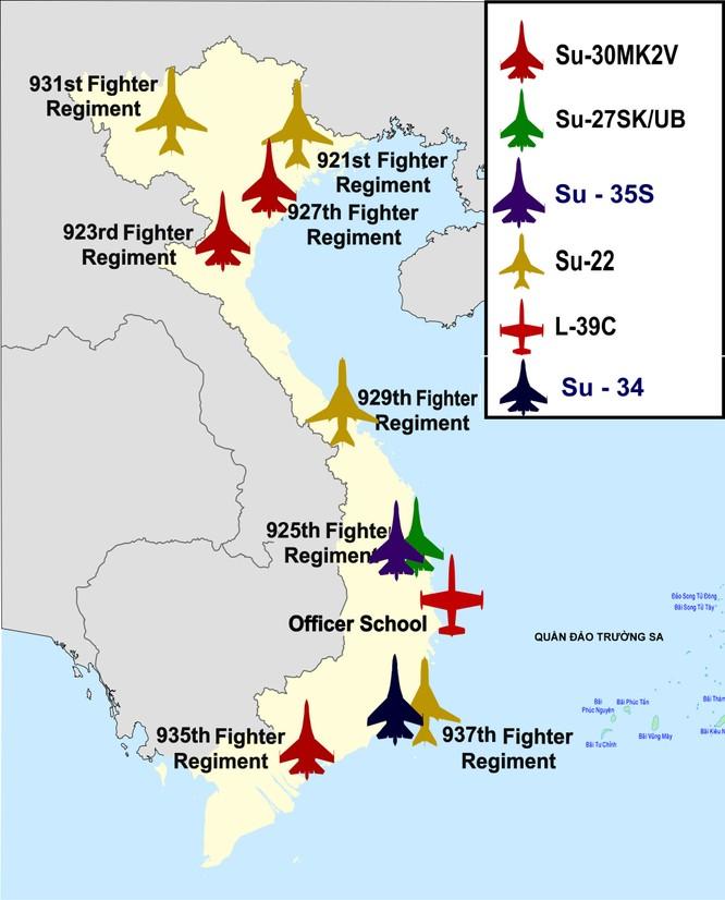 """""""Mãnh điểu"""" Su-35 giúp Việt Nam trấn giữ biển đảo ảnh 1"""