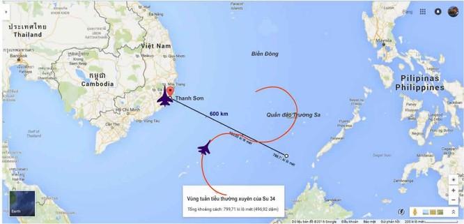 """Việt Nam sẽ tấn công """"phẫu thuật"""" với """"thú mỏ vịt"""" Su-34 ảnh 7"""