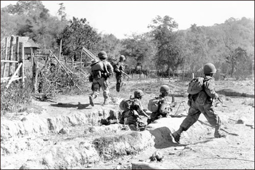 Sử dụng lực lượng pháo binh trong chiến dịch Điện Biên Phủ ảnh 1