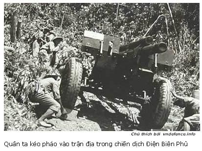 Sử dụng lực lượng pháo binh trong chiến dịch Điện Biên Phủ ảnh 3