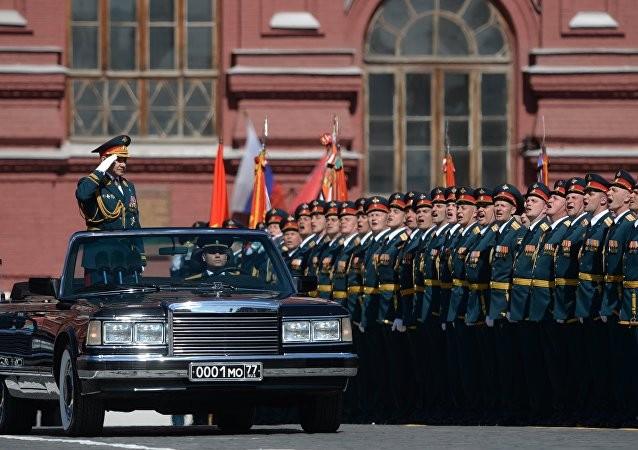 Nga khoe 170 loại vũ khí hạng nặng mừng Ngày Chiến thắng ảnh 23