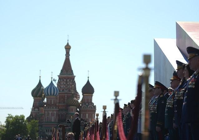 Nga khoe 170 loại vũ khí hạng nặng mừng Ngày Chiến thắng ảnh 20