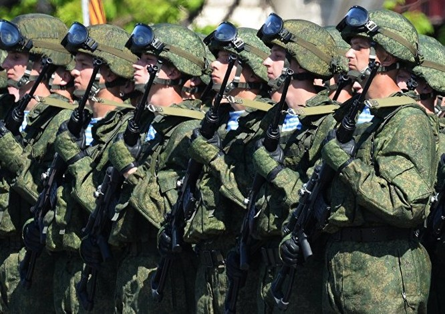 Nga khoe 170 loại vũ khí hạng nặng mừng Ngày Chiến thắng ảnh 16