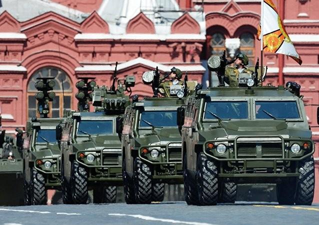 Nga khoe 170 loại vũ khí hạng nặng mừng Ngày Chiến thắng ảnh 13