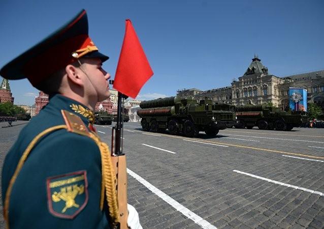 Nga khoe 170 loại vũ khí hạng nặng mừng Ngày Chiến thắng ảnh 8