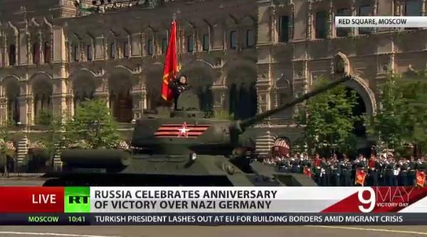 Nga khoe 170 loại vũ khí hạng nặng mừng Ngày Chiến thắng ảnh 14