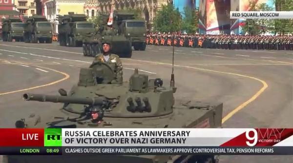 Nga khoe 170 loại vũ khí hạng nặng mừng Ngày Chiến thắng ảnh 9