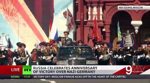 Nga khoe 170 loại vũ khí hạng nặng mừng Ngày Chiến thắng ảnh 21