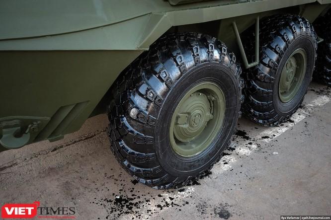 Cận cảnh hậu trường cuộc diễu hành ngày Chiến thắng quân đội Nga ảnh 11