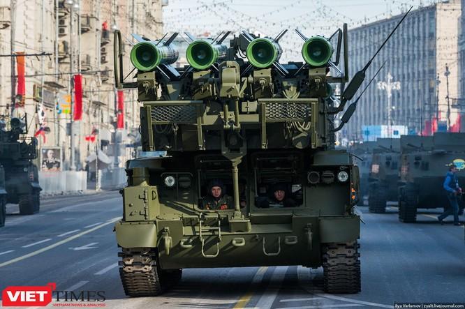 Cận cảnh hậu trường cuộc diễu hành ngày Chiến thắng quân đội Nga ảnh 33