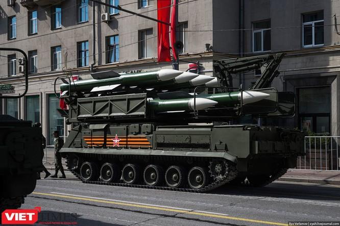 Cận cảnh hậu trường cuộc diễu hành ngày Chiến thắng quân đội Nga ảnh 35
