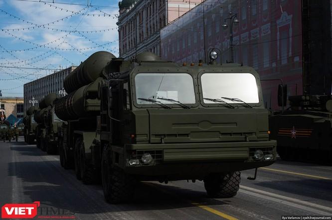 Cận cảnh hậu trường cuộc diễu hành ngày Chiến thắng quân đội Nga ảnh 37