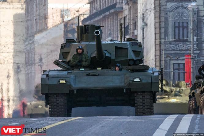 Cận cảnh hậu trường cuộc diễu hành ngày Chiến thắng quân đội Nga ảnh 47