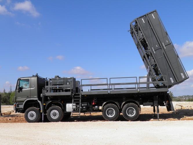 """Tên lửa Israel giúp Việt Nam dựng """"vòm sắt"""" gác trời ảnh 12"""
