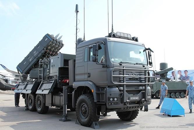 """Cam Ranh có thêm """"vòm sắt"""" Israel bảo vệ ảnh 4"""