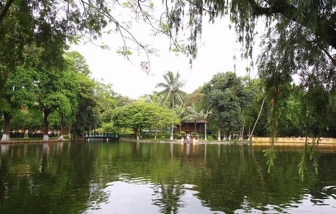 Nơi ngưng đọng khoảnh khắc cuối cùng của Chủ tịch Hồ Chí Minh ảnh 3