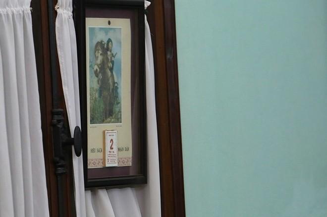 Nơi ngưng đọng khoảnh khắc cuối cùng của Chủ tịch Hồ Chí Minh ảnh 9