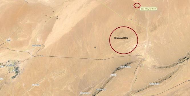 Lực lượng Tigers tấn công dãy núi chiến lược Jabal Al-Bardeh ảnh 1