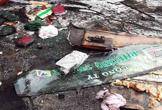 12 người thiệt mạng trong vụ tai nạn thảm khốc ảnh 4